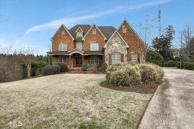 Alpharetta Single Family Home For Sale: 15859 Winterfield Way