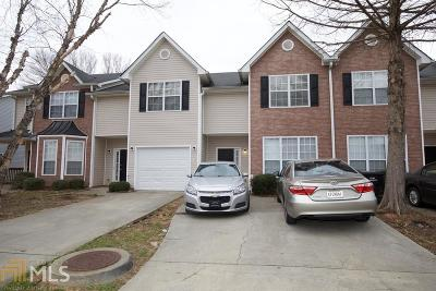 Clayton County Condo/Townhouse New: 11346 Kayla Dr