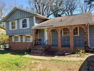 Ellenwood Single Family Home Under Contract: 4376 Clevemont Rd