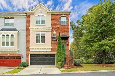 Atlanta Condo/Townhouse New: 923 Boudreau Ct