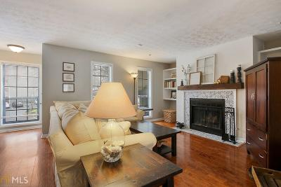 Smyrna Condo/Townhouse Under Contract: 2614 Vinings Central