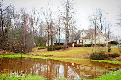 McDonough Single Family Home Under Contract: 140 Harris Dr