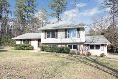 Conyers Single Family Home Under Contract: 192 Greenbriar Ct