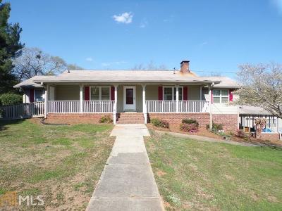 Monroe, Social Circle, Loganville Single Family Home New: 450 Stock Gap Rd
