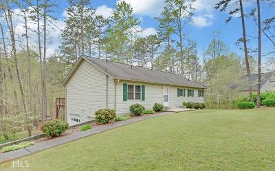 Martin Single Family Home Under Contract: 699 River Trl