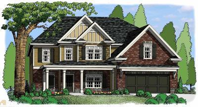 Dacula Single Family Home New: 2981 Saratoga Sky #33