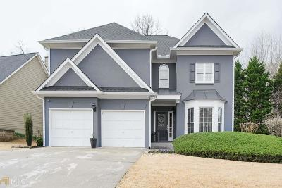 Smyrna Single Family Home New: 3954 Harmony Walk Way