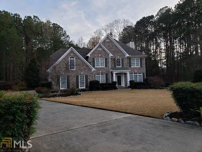 Fayette County Single Family Home Under Contract: 120 White Oak Trl