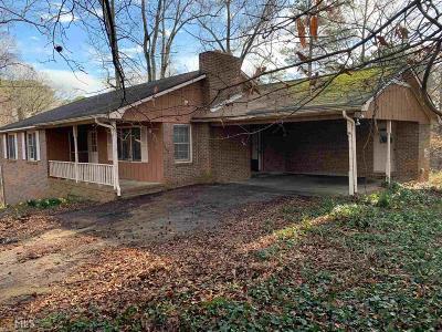 Fulton County Single Family Home Back On Market: 262 Fayetteville Rd