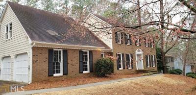 Lilburn Single Family Home For Sale: 3502 Harvest Moon Trce