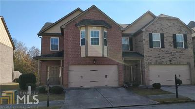 Snellville Condo/Townhouse Under Contract: 3281 Open Fields