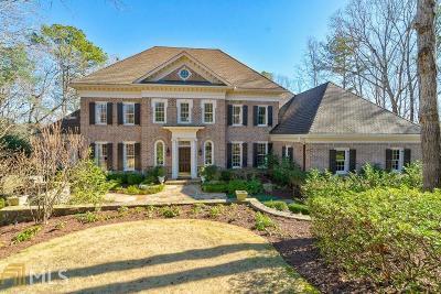 Alpharetta Single Family Home New: 9355 Chandler Bluff