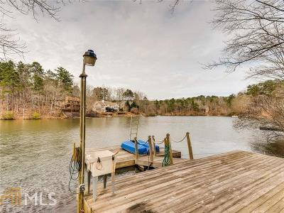 Lake Arrowhead Single Family Home Under Contract: 109 Pinebrook Dr