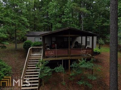 Milledgeville, Sparta, Eatonton Single Family Home For Sale: 481 Big Oconee River Rd