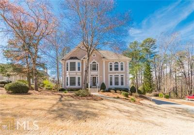Douglasville Single Family Home Under Contract: 3673 Springwell