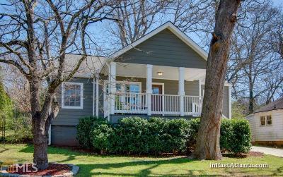 Atlanta Single Family Home Under Contract: 734 Blake