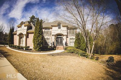 Atlanta Single Family Home Under Contract: 4805 Guilford Forest Dr