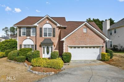 Alpharetta Single Family Home Under Contract: 395 Tanners Xing