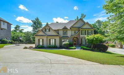 Sugar Hill Single Family Home For Sale: 6107 Eagles Rest Trl