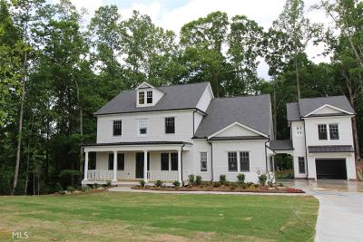 Milton Single Family Home New: 4960 Forest