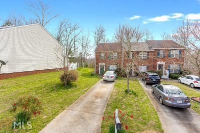Clayton County Condo/Townhouse New: 1382 Hollenbeck Ln