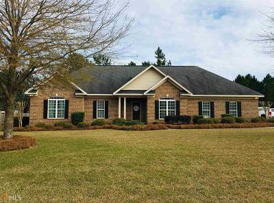 Statesboro Single Family Home New: 4014 Denton Loop