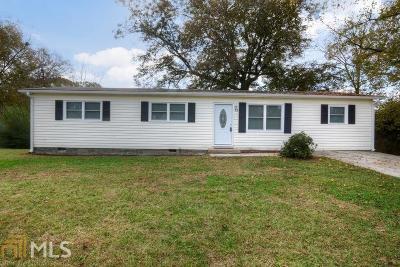 Hiram Single Family Home New: 78 Powder Springs St