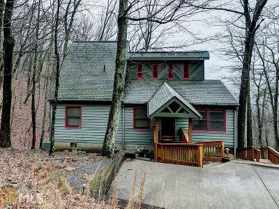 Jasper Single Family Home Under Contract: 482 Cutthroat Ridge