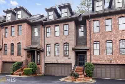 Atlanta Condo/Townhouse Under Contract: 4222 Rickenbaker Dr #7