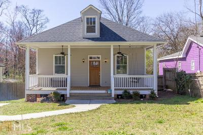 Scottdale Single Family Home Under Contract: 846 Tanner Dr