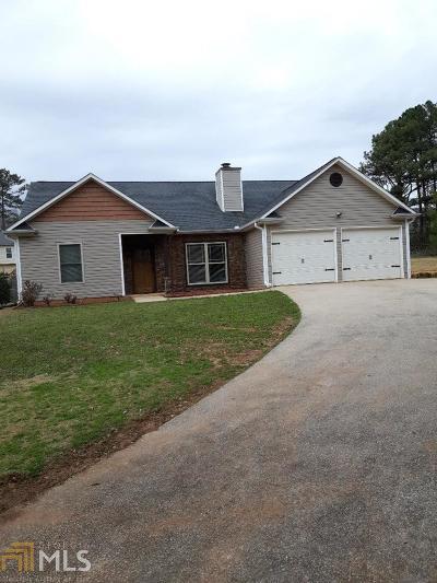 Douglasville Single Family Home Under Contract: 2741 Britt Dr