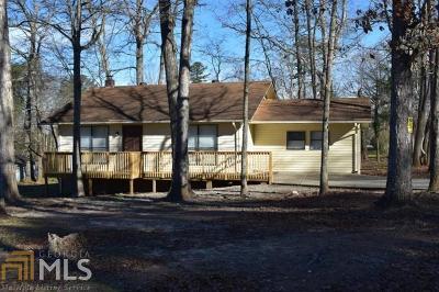 Cornelia Single Family Home New: 125 Locke Rd
