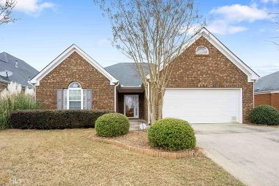 McDonough Single Family Home Under Contract: 1479 Empress Dr