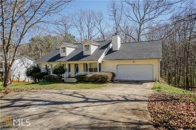McDonough Single Family Home Under Contract: 240 River Trace Ct