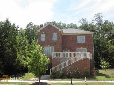 Snellville Single Family Home Under Contract: 2595 Governors Walk Blvd