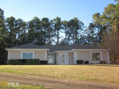 Rockdale County Single Family Home New: 3020 NE North Tower Way