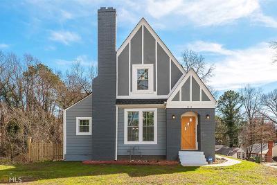 Grove Park Single Family Home New: 1514 Joseph E Boone Blvd #3