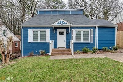 Decatur Single Family Home New: 622 Daniel