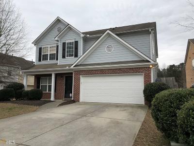 Powder Springs Single Family Home Under Contract: 5171 Carrington Park Dr