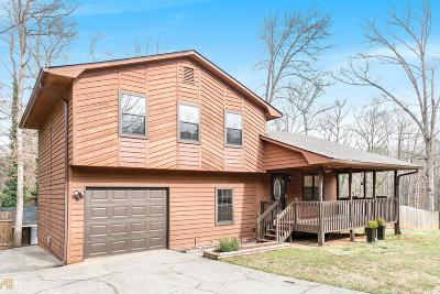 Stone Mountain Single Family Home Under Contract: 2190 Davis Oaks Ct