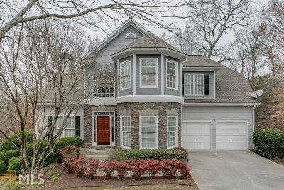 Alpharetta Single Family Home New: 1360 Windhaven Dr