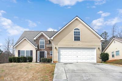 Covington Single Family Home New: 170 Stone Ridge Way