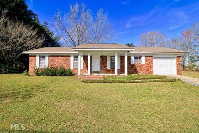 Statesboro Single Family Home New: 907 Brannen Rd