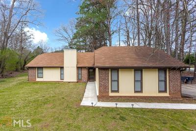 Fayetteville Single Family Home Under Contract: 101 Paces Dr