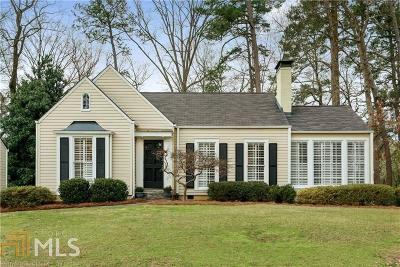 Collier Hills Single Family Home New: 1844 Greystone Rd