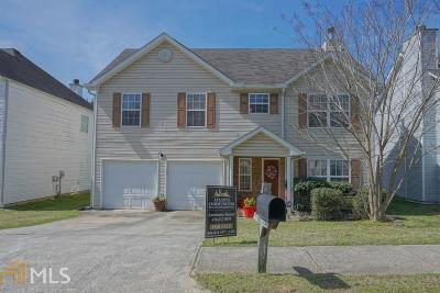 Ellenwood Single Family Home Under Contract: 2606 Brookgate Xing