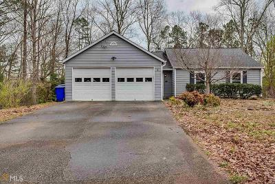 Woodstock Single Family Home Under Contract: 334 Knollwood Ln