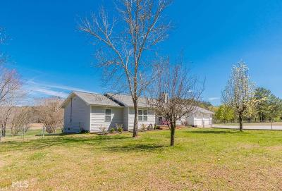 Walton County Single Family Home Under Contract: 3060 Dry Pond Rd