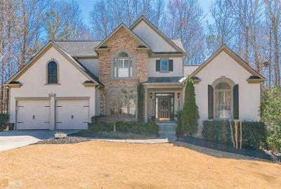 Alpharetta Single Family Home New: 2310 Rose Walk