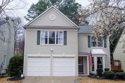 Johns Creek Single Family Home New: 10050 Barston Ct